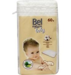 Bel Nature Babypads droog 60 stuks   € 3.93   Superfoodstore.nl