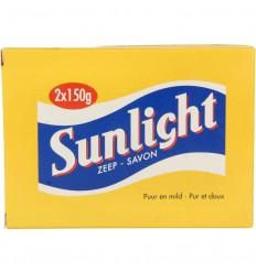 Sunlight Huishoudzeep 2 x 150 gram | € 1.52 | Superfoodstore.nl