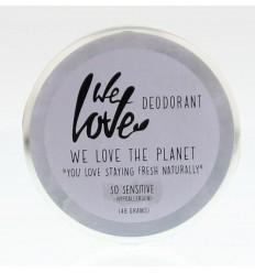 We Love The planet deodorant 100% natural so sensitive 48 gram | € 11.14 | Superfoodstore.nl