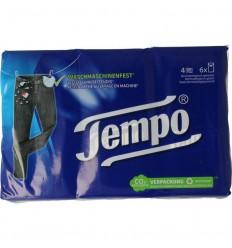 Tempo Zakdoekje original zakje van 10 6 stuks | € 1.40 | Superfoodstore.nl
