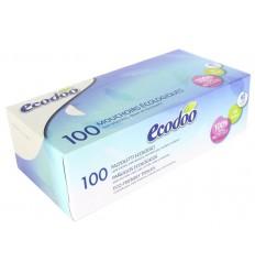 Ecodoo Tissue box 100 stuks | € 1.67 | Superfoodstore.nl