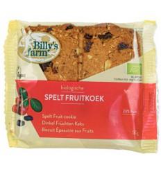 Billy'S Farm Spelt fruitkoek 50 gram | € 0.90 | Superfoodstore.nl