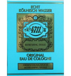 4711 Colognettes refresh tissues 10 stuks | € 3.11 | Superfoodstore.nl