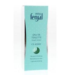 Fenjal Classic eau de toilette 50 ml | € 7.91 | Superfoodstore.nl
