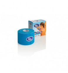 Cure Tape Blauw 5 m x 5 cm | € 12.86 | Superfoodstore.nl