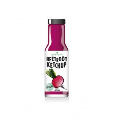 Bionova Ketchup rode biet 250 ml   € 2.19   Superfoodstore.nl