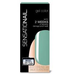 Sensationail Color gel jade treasure 7.39 ml | € 12.89 | Superfoodstore.nl