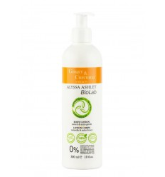 Alyssa Ashley Biolab ginger/curcuma body lotion 300 ml | € 15.40 | Superfoodstore.nl