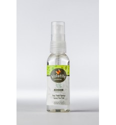 Volatile Tea tree spray bio 50 ml | € 7.71 | Superfoodstore.nl