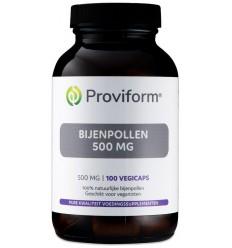 Proviform Bijenpollen 500 mg 100 vcaps | € 16.19 | Superfoodstore.nl