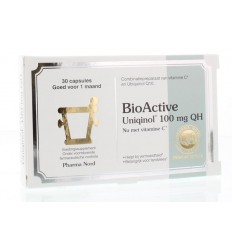 Pharma Nord Bio active uniquinol Q10 100 mg 30 capsules | € 23.75 | Superfoodstore.nl