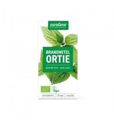 Purasana Bio brandnetel 285 mg 120 vcaps