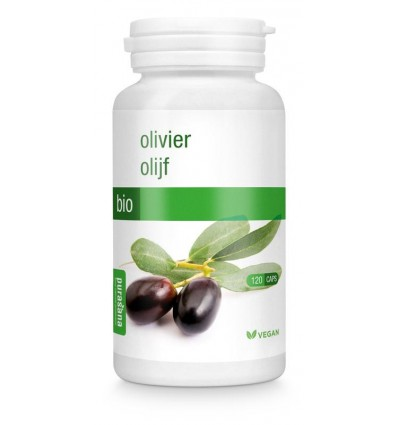 Purasana Bio olijf 230 mg 120 vcaps