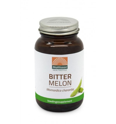 Mattisson Absolute bitter melon extract 500 mg 60 vcaps | € 13.76 | Superfoodstore.nl