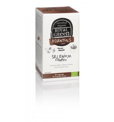 Royal Green Selenium complex 60 vcaps