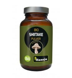 Hanoju Bio shiitake poeder 250 mg 150 capsules   € 17.05   Superfoodstore.nl