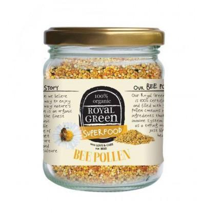Royal Green Bee pollen 120 gram | € 7.56 | Superfoodstore.nl