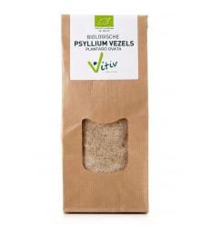 Vitiv Psyllium husk vezels 250 gram   € 8.06   Superfoodstore.nl