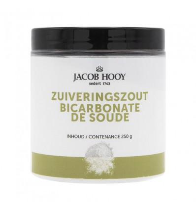Jacob Hooy zuiveringszout natrium bicarbonaat 250 gram | € 4.98 | Superfoodstore.nl