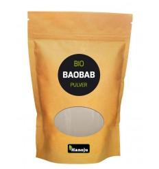 Hanoju Bio baobab poeder paperbag 500 gram | € 32.19 | Superfoodstore.nl