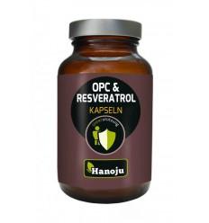 Hanoju OPC resveratrol camu camu 60 vcaps   € 15.29   Superfoodstore.nl