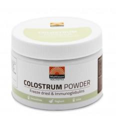 Mattisson Absolute colostrum poeder 30% IgG fd 125 gram | € 22.05 | Superfoodstore.nl