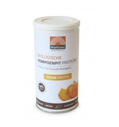 Mattisson Pompoenpit proteine 58% 250 gram | € 7.88 | Superfoodstore.nl