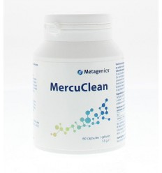 Metagenics Mercuclean BCAA 60 capsules | € 27.99 | Superfoodstore.nl
