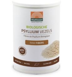 Mattisson Psyllium bio 250 gram | € 7.88 | Superfoodstore.nl