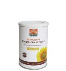Mattisson Zonnebloem proteine bio 400 gram   € 12.25   Superfoodstore.nl