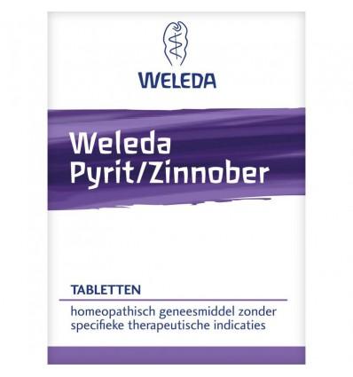 Weleda Pyriet zinnober tabletten 200 tabletten | € 19.55 | Superfoodstore.nl