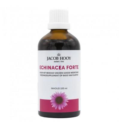 Jacob Hooy Echinacea forte 100 ml | € 11.21 | Superfoodstore.nl