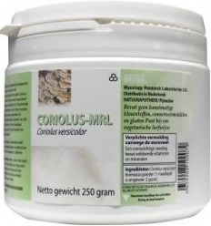 MRL Coriolus poeder 250 gram | € 101.13 | Superfoodstore.nl