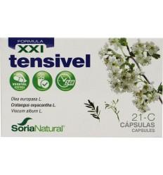 Soria Tensivel 21-C XXI 30 capsules | € 17.67 | Superfoodstore.nl