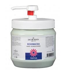 Jacob Hooy Echinacea hand & body creme tester 1 liter | € 22.70 | Superfoodstore.nl