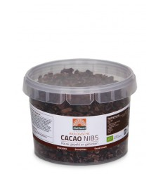 Mattisson Bio cacao nibs raw 150 gram | € 3.52 | Superfoodstore.nl
