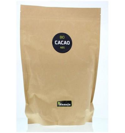 Hanoju Bio cacao nibs 1 kg | € 25.39 | Superfoodstore.nl