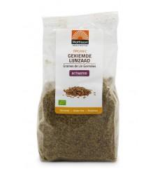 Mattisson Biosprout lijnzaad gemalen gekiemd 180 gram | € 4.48 | Superfoodstore.nl