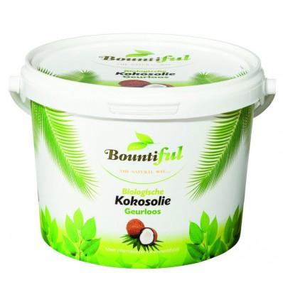 Bountiful Kokosolie bio 2 liter kopen