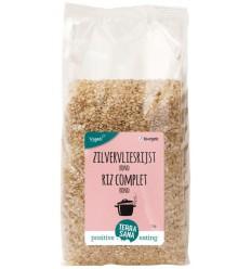 Terrasana Zilvervliesrijst rond 1 kg   € 4.59   Superfoodstore.nl