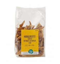 Terrasana Mangoreepjes 250 gram | € 5.62 | Superfoodstore.nl