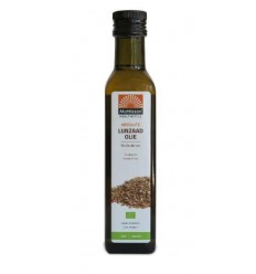Mattisson Absolute lijnzaadolie bio raw 250 ml | € 3.14 | Superfoodstore.nl