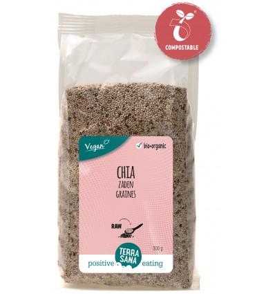 Terrasana RAW Chia zaad wit 300 gram kopen