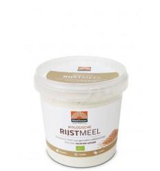 Mattisson Rijstmeel bio 500 gram | € 3.69 | Superfoodstore.nl