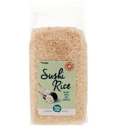 Terrasana Sushi rijst wit 400 gram   € 2.15   Superfoodstore.nl