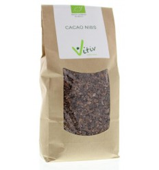 Vitiv Cacao nibs 1 kg | € 23.08 | Superfoodstore.nl