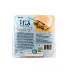 Terrasana Pitabroodjes spelt 260 gram | € 1.85 | Superfoodstore.nl