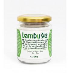 Aman Prana Bamboezout fijn 2x gebrand 300 gram | € 29.19 | Superfoodstore.nl
