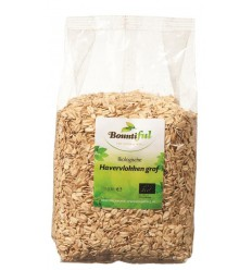 Bountiful Havervlokken grof bio 750 gram | € 2.71 | Superfoodstore.nl