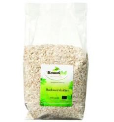 Bountiful Boekweit vlokken glutenvrij 500 gram | € 2.98 | Superfoodstore.nl
